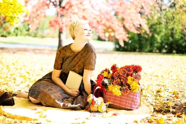 Jesień w ogrodzie, przygotuj się do zimy